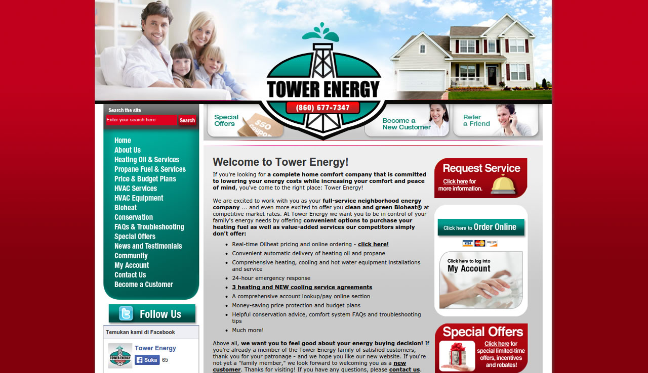 Tower Energy